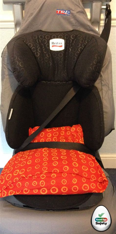 when can a child be in a booster seat can i add a cushion to my child s booster seat egg