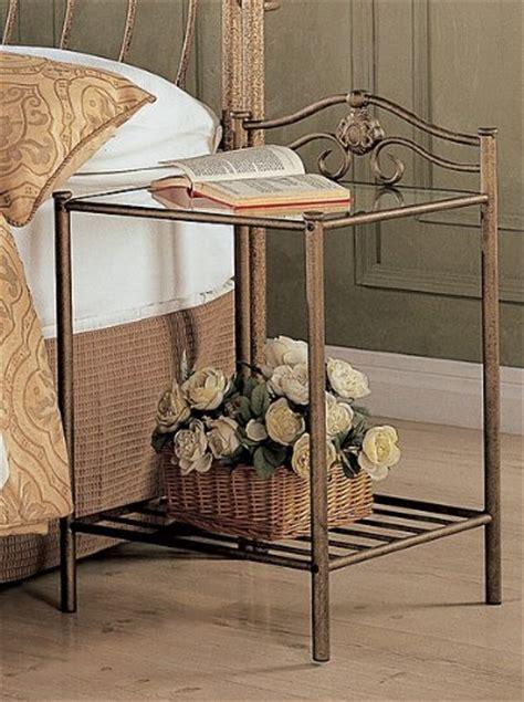 glass nightstands bedroom furniture gt bedroom furniture gt nightstand gt glass nightstand