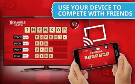 scrabble time limit per turn 7 big screen tv you can play with chromecast and