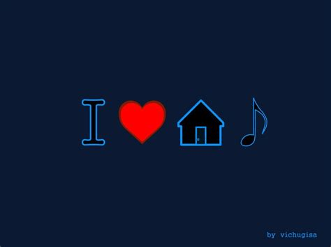house music finder i love house music by vichugisa on deviantart
