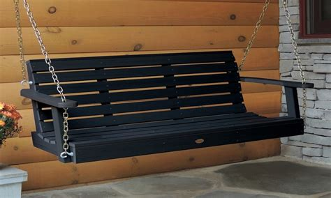 buy porch swing tips on buying a porch swing overstock com