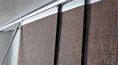 L Shades Australia by Custom Made Panel Blinds Kresta Australia