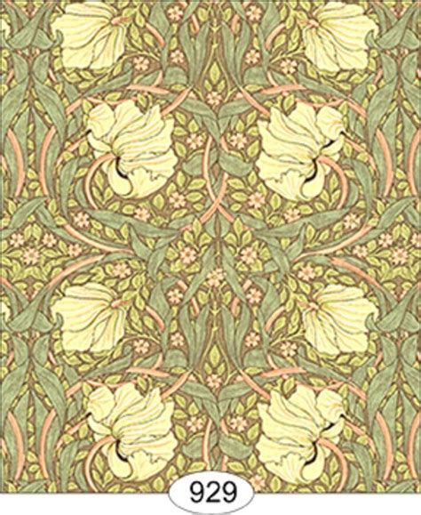 green wallpaper victorian dollhouse victorian tulips in green wallpaper