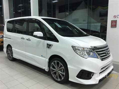 nissan serena nissan serena 2017 s hybrid high way 2 0 in kuala