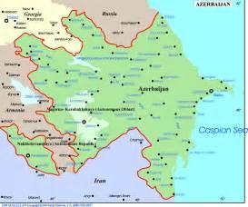 russia map azerbaijan baku azerbaijan pt1 live work travel