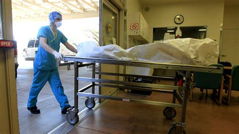 Autopsy Assistant by New Report Shows That Migrant Deaths Remain High In Arizona Nacla