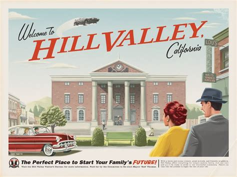 hill valley design cinemadesign by clovis jacob great ad art for hill