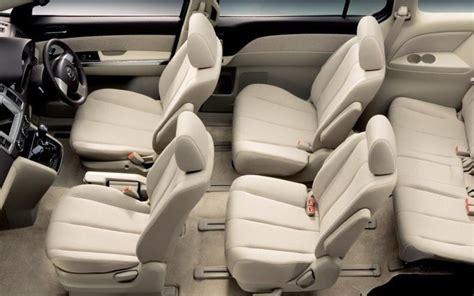 mpv car interior batucars 2008 mazda mpv interior