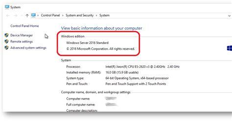 hack   downgrade windows  datacenter  standard