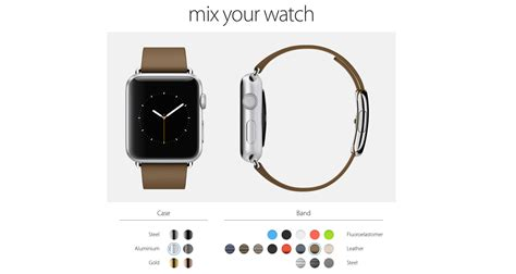 design your own watch design your own apple watch using this new interactive