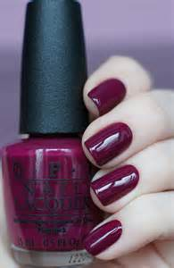 winter nail color top 12 fall nail colors