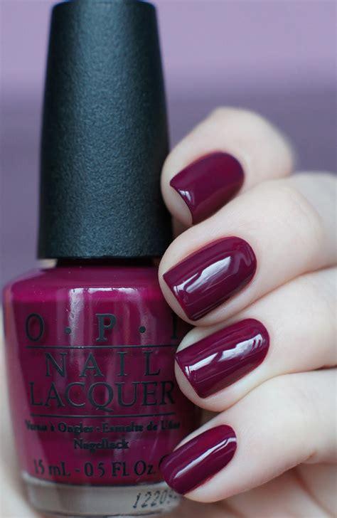 Colour Nail top 12 fall nail colors