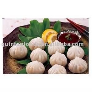 Delicyus Quality Dimsum delicious quality frozen bun dim sum