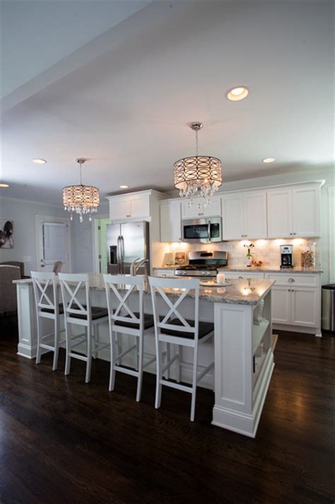 atlanta ga home renovation traditional kitchen