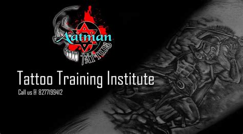 tattoo artist training machine aatman tattoos in bangalore india