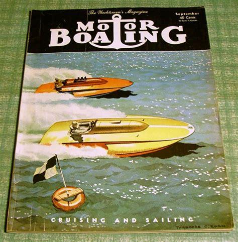 motor boating motorboating magazine