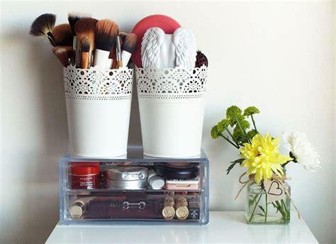 Ikea Malm Bedroom Ideas bo 238 te rangement maquillage id 233 es 224 r 233 aliser soi m 234 me