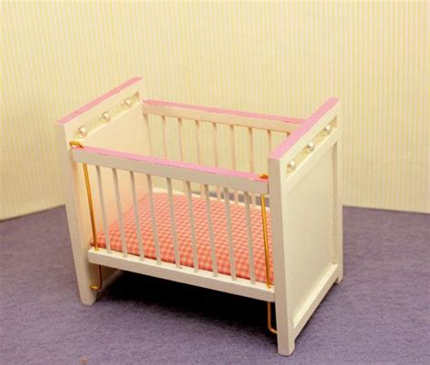 123 Best Images About 1950s Doll Cribs On Pinterest Baby Dolls Cribs