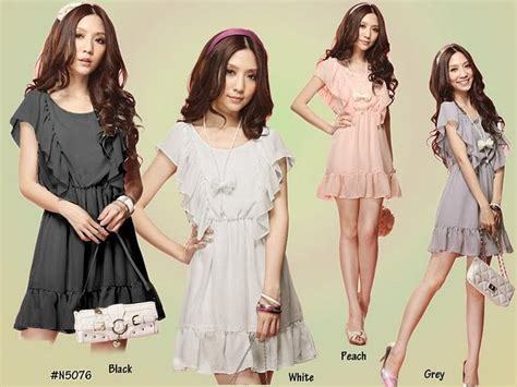 Dress Cantik Promo 7 dress baju cantik