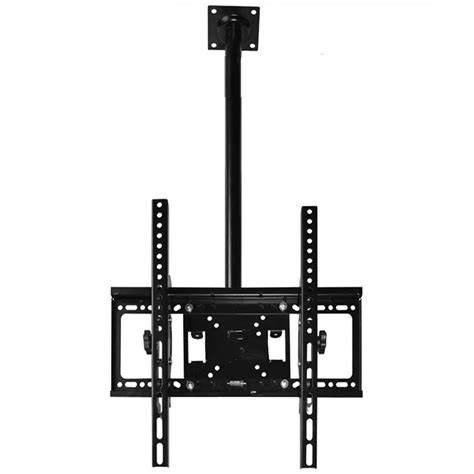 Adjustable Tv Ceiling Mount by Tv Ceiling Mount Height Adjustable And Tilt For Lcd Led