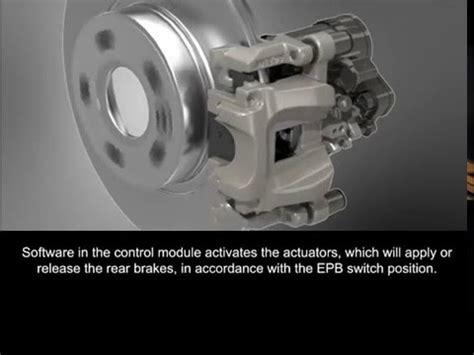 electronic parking brake epb jaguar s type 2004 doovi