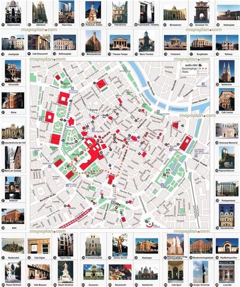 Printable Map Of Prague City Centre