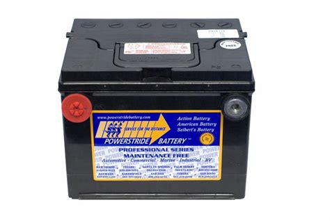 Pontiac Grand Prix Battery by Pontiac Batteries