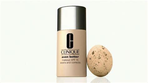 even better makeup clinique clinique even better makeup spf 15 tv commercial ispot tv