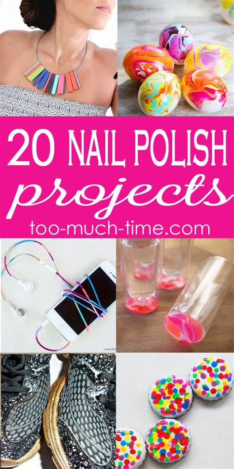 nail diy projects 1000 images about nail crafts on