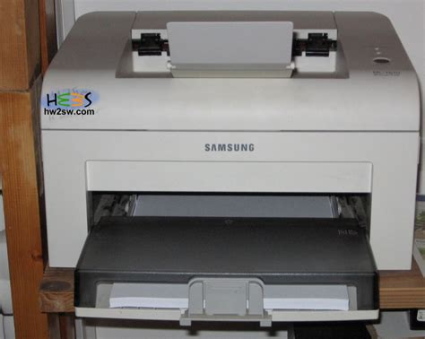 Printer Laser Samsung Ml 1610 how to make pcbs at home the toner transfer method hardware to software
