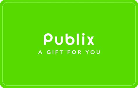 Publix Grocery Store Gift Cards - publix gift cards for other s gift ideas