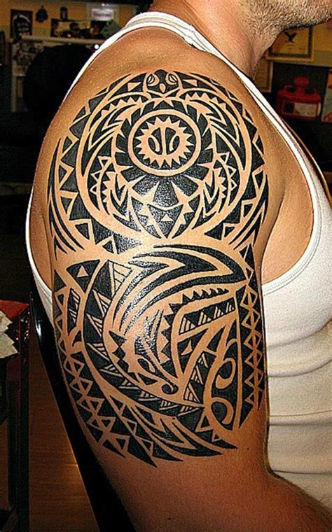 tribal shoulder tattoos meanings hawaiian tattoos designs ideas and meaning tattoos for you