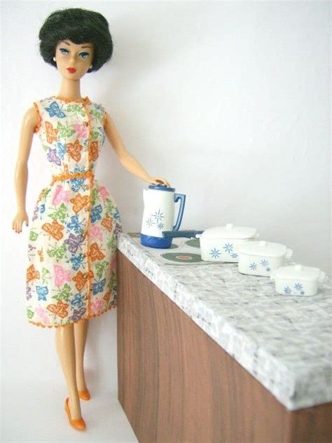 a doll s house wife retro housewife barbie 50 s housewife barbie pinterest