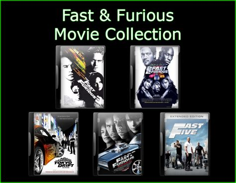 Fast Furious Collection fast and furious collection by jake2456 on deviantart