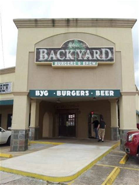 the backyard grill houston tx 10 restaurants near holiday inn houston west westway park
