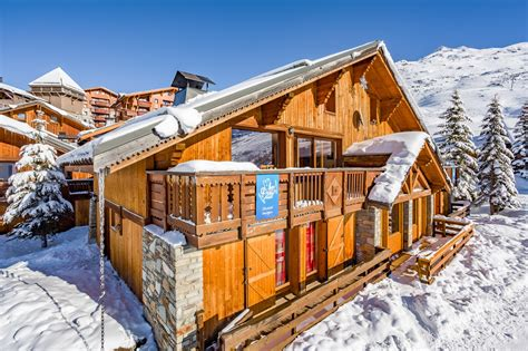what is a chalet chalet susanna family ski company