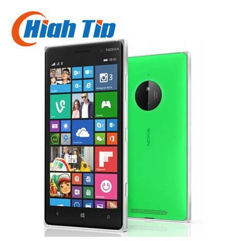 Nokia Lumia Original 100 original nokia lumia 830 mobile phone 1g ram 16g rom refurbished 10mp 5