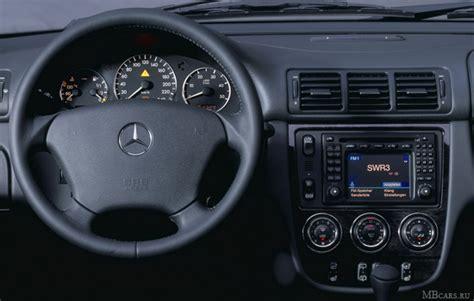 W163 Interior by Mercedes Ml W163