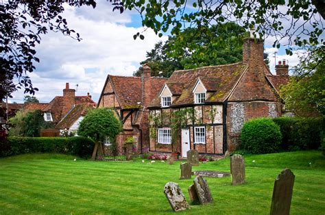 extraordinary villages turville featured