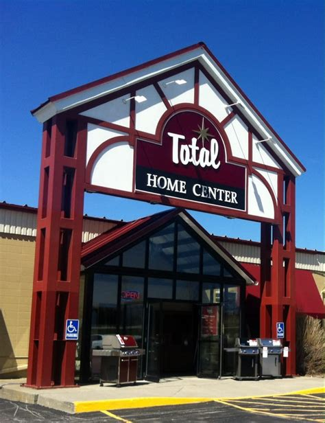 total home center appliances albans vt phone