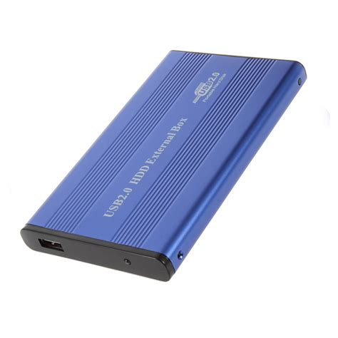 Hardisk Laptop 2 5 Inch 2 5 inch mobile disk box notebook external drive box of usb2 0 ide ultra thin parallel