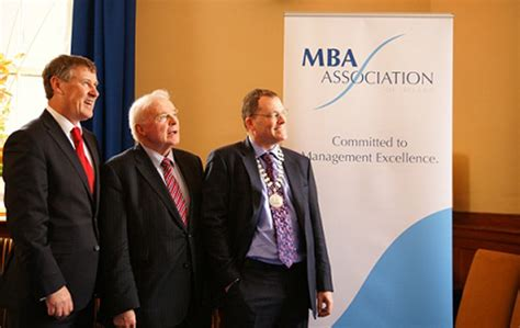 Ifg Mba by Robert Cooper Mba Association Of Ireland President
