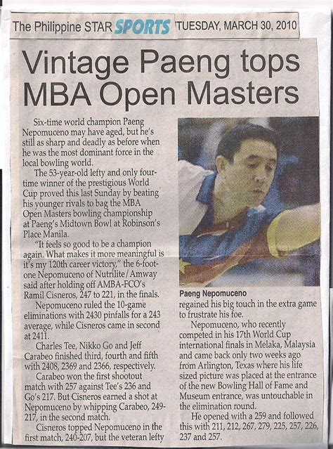 Open Mba by Articles Paeng Nepomuceno Official Website