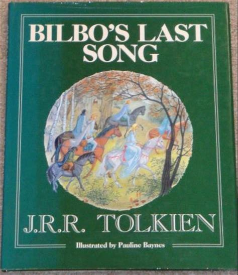 bilbos last song 0091884888 tolkien collector s guide collectors guide bilbo s last song