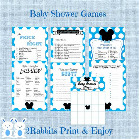Baby Mickey Baby Shower Ideas by Mickey Mouse Babyshower Ideas My Practical Baby Shower Guide