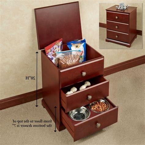 Pet Food Storage Cabinet Pet Food Storage Cabinet Storage Designs