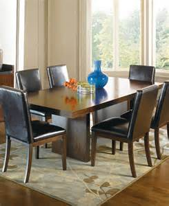 Dining Room Furniture In Macy S Corso Dining Room Furniture 9 Set Table And 8
