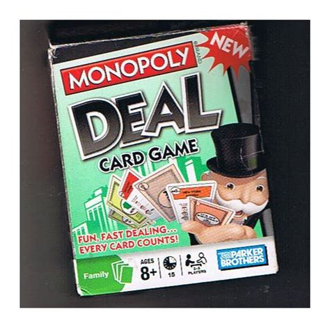 Monopoly Deal Card Kartu Monopoli home of card monopoly deal