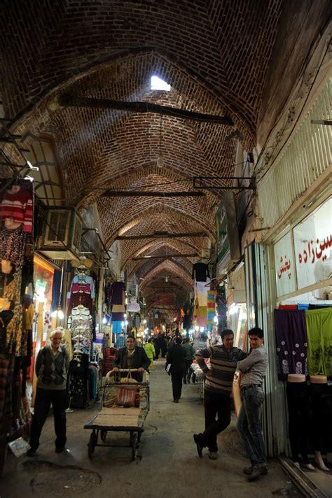 tabriz bazaar rehabilitation iran project  architect