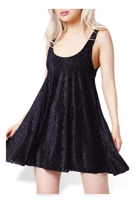 black doll dress black babydoll dress